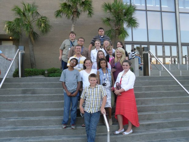 youth group in pensacola